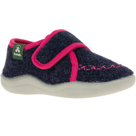 Kamik Cozylodge Shoes Kids navy magenta